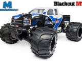 Maverick Blackout MT Monster Truck 1:5 - Radiosistemi