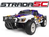 Maverick Strada SC 4x4 RTR - Electric Short Course Truck