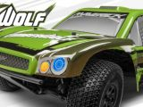 HPI Maverick TimberWolf: Short course 4WD brushless