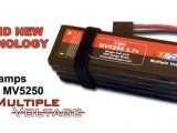 MaxAmps - Pacco batterie LiPo Multi Voltage 5250 mah