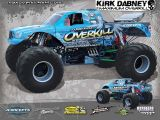 JConcepts Maximum Overkill Rc Monster Truck ?