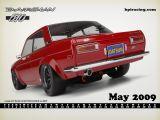 Calendario 2009 HPI - maggio modellistico