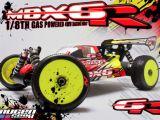 MBX6R Buggy da competizione in scala 1:8 - Mugen Seiki