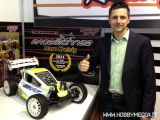 MCD Racing Buggy RRV4 e Marc Kreisig - Toy Fair 2012