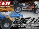CEN ME10 Buggy e Monster Truck in scala 1/10 - SCORPIO
