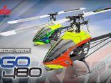 Mikado LOGO 480 XXtreme - Elicottero per volo acrobatico
