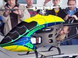 Rotor Live 2011 video: Eliottero Mikado Logo Xxtreme 3D