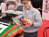 Miki Biasion alla fiera del modellismo di Verona - Italtrading: The Rally Legend