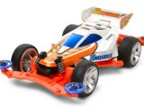 "Tamiya Mini 4WD: filmato con telecamera ""on board"""