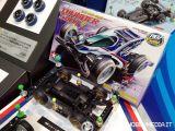 Tamiya Mini 4WD Aero Thunder Shot - Tokyo Hobby Show