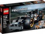 Automodelli LEGO Technic: set 42046, 42047 e 42050
