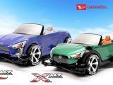 Tokyo Motor Show 2013: Le Mini4WD e la concept car Daihatsu Kopen