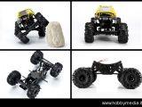 Yokomo miniQLO 4WD - Micro rock crawler radiocomandato