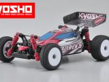 Mini-Z Buggy Lazer ZX5 FS readyset con radio 2,4 GHz