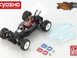 "MiniZ Laser ZX-5 FS ""Race Spec"" - Kyosho 50th Anniversary"