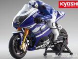 MiniZ Moto Racer Yamaha YZR-M1: il video delle nuove mini bike della Kyosho