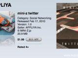 iPhone e modellismo: Official Twitter Kyosho MiniZ Racer