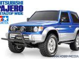 Tamiya: XV01 Pro Kit, Mitsubishi Pajero, Team Lotus Type 102B e altre anticipazioni dello Shizuoka Hobby Show