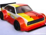 Phat Bodies Mk2 Ford Escort - Carrozzeria Losi Mini 8ight