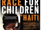 Modellismo e beneficenza: Race for Children of Haiti Unicef