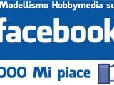 HobbyMedia su Facebook ha superato i 10.000 iscritti!