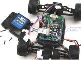 Tecniche di modellismo: conversione brushless per Micro-T losi