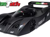 Carrozzeria: Mon-Tech M10 per Pan Car 200mm