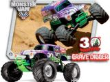 Traxxas Monster Jam GRAVE DIGGER - Edizione Limitata 30th ANNIVERSARY
