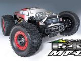 Thunder Tiger MT4 G3 EP Video Monster Truck Brushless