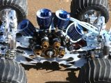 Finali dei mondiali No Limit RC Monster Truck 2014