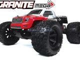 Monster Truck Granite 2WD Mega 1/10 rosso