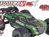 ARRMA KRATON 6S BLX affronta una pista BMX