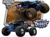 Monster Jam Son-uva Digger Monster Truck Traxxas