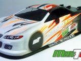 MonTech: Carrozzeria Mazda6 3.0 per Touring Cars 190mm
