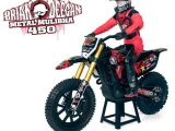 Moto da cross radiocomandata Brian Deegan Metal Mulisha 450 RC Dirtbike - Atomik RC