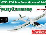 Joysway: Motoaliante radiocomandato Huntsman - SCORPIO