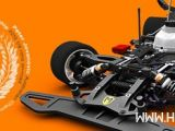Motonica P81RS Electronic Dream - Automodello da pista 1/8