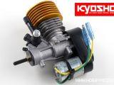 Motore a scoppio con avviamento elettrico: GS-15R 2.5cc