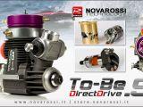 Motore marino Novarossi da 15cc To-Be.91 Direct Drive
