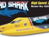Motoscafo radiocomandato MAD SHARK - Scorpio