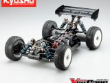 Kyosho MP9e TKI buggy brushless da competizione