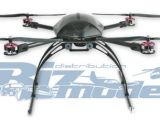 Quadcopter MQ600 ATF a 4 motori pronto al volo - Biz Model