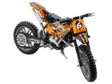 Lego Technic Moto Cross Bike (42007): Video