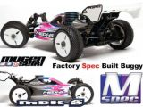 Mugen Factory built M-Spec MBX6 buggy a scoppio