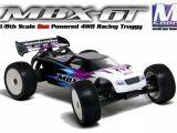 Mugen MBX6T MSpec Truggy Nitro - Modellismo dinamico