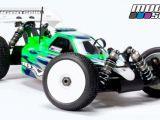 Mugen MBX7: Nuova buggy da competizione 1/8 a scoppio