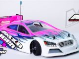 Mugen Seiki MTX6 2014 Touring Car Nitro in scala 1/10
