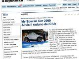 La Repubblica: My Special Car incontra il modellismo RC