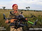 Il National Geographic scopre il modellismo radiocomandato!