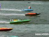 Competizione di navimodellismo radiocomandato a squadre